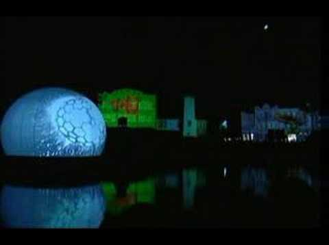 360 lagoon show Universal Studios