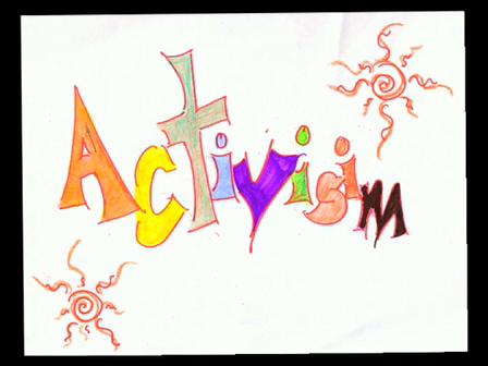 Student Art Activism