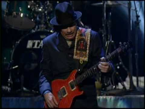 Carlos Santana-The Victory is Won