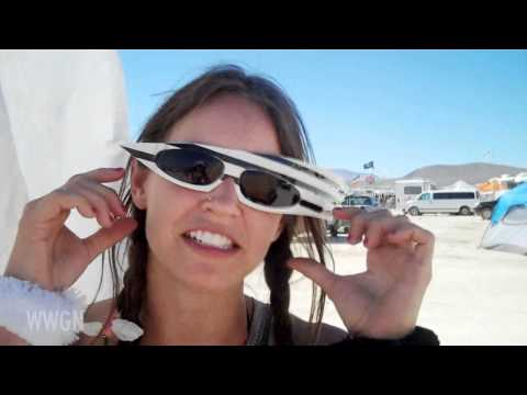 WWGN at Burning Man 2010