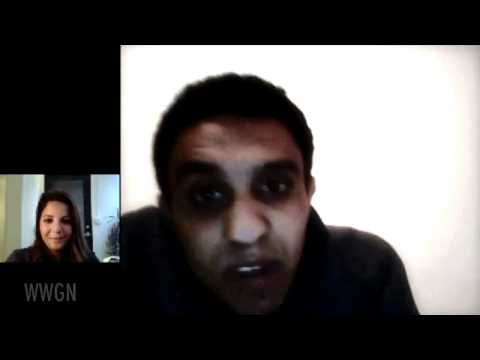 WWGN Maya Interviews Majed Abusalama