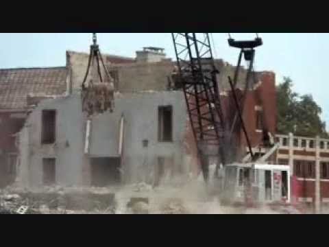 Haunted St Paschal's Friary Demolition Part One