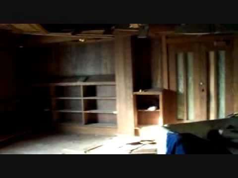 Haunted St Paschal's Friary Demolition Part Two-Inside