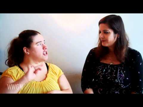 WWGN Maya Interviews Arielle De Garie - Happiness