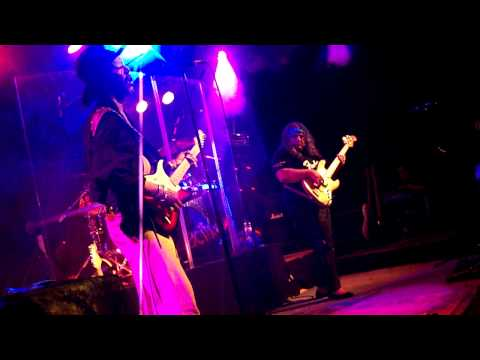 Byron Holmes (Jimi Hendrix Tribute) - Stone Free