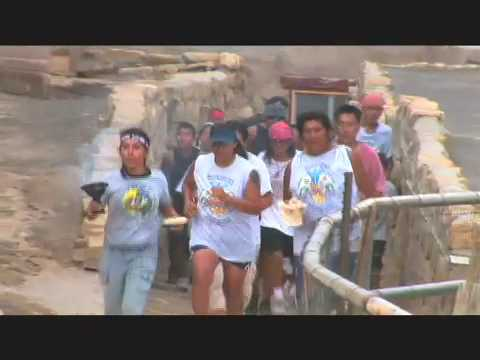 Hopi, Aztec Fire & Water Run Part 3