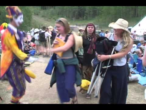 Bella Hudson, Telluride Bluegrass Festival, & Living Folklore Parade