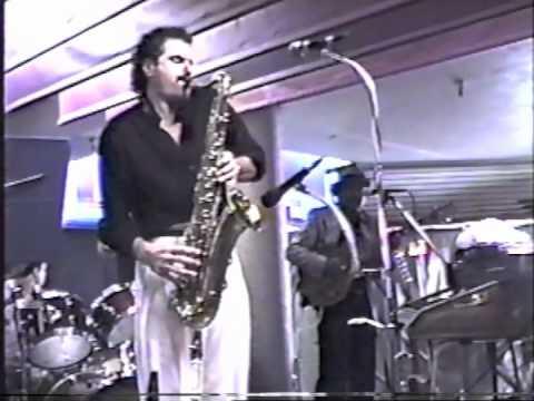 Steven Charles Band Wails Santana's Europa in Hawaii