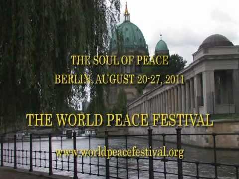 Berlin World Peace Festival 2011 Interviews