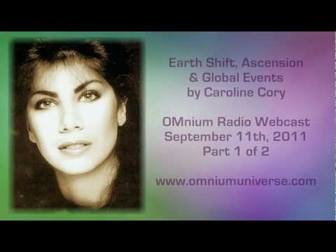 EARTH SHIFT, GLOBAL EVENTS & ASCENSION, September 11, 2011 - Part 1 of 2