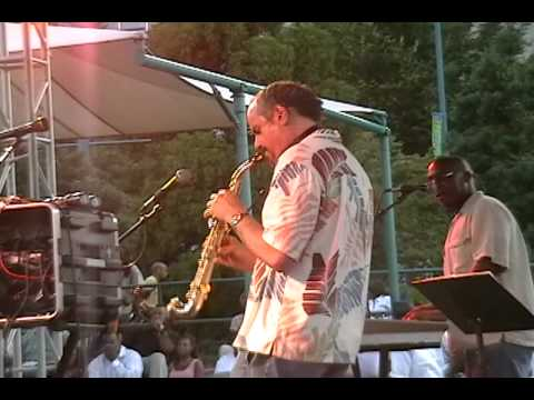 Steven Charles Band Plays Santana: Europa @ Atlanta Centennial Olympic Park