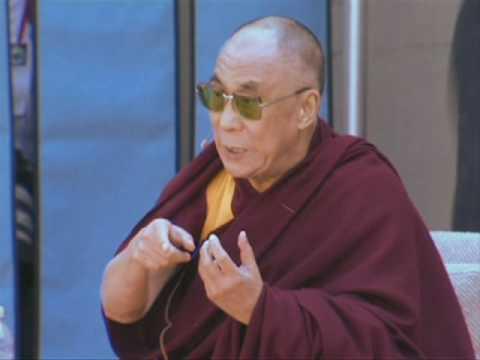 His Holiness the XIV Dalai Lama: Peace Through Compassion
