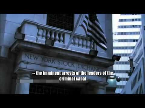 ...TRUE JOY ! - MUST WATCH ! - Imminent Televised Event: Mass Arrests of 10,000 Global Cabal Members - 2012