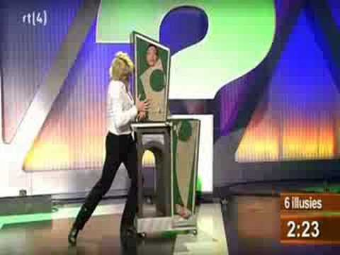 Hans Klok 5 minute Illusion Challenge