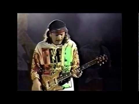 Santana - Why Can't We Live Together Live In Santiago 1992