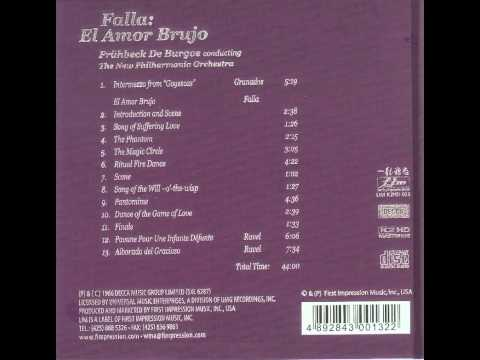 Manuel de Falla - El Amor Brujo