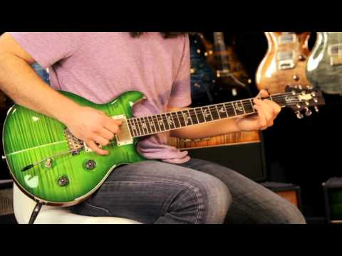 PRS Santana: Tone Review and Demo With Paul Reed Smith