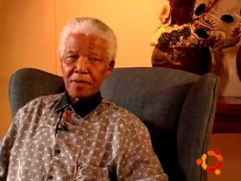 Ubuntu told by Nelson Mandela