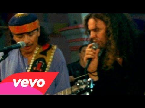 Santana featuring Mana - Corazon Espinado