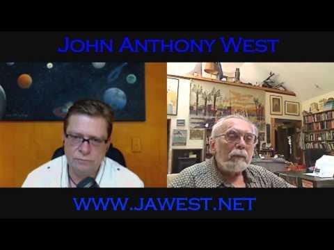 Dwaine Hartman Interviews: John Anthony West on Inner Balance TV