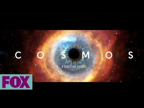 Official Trailer from Comic-Con | COSMOS | FOX BROADCASTING