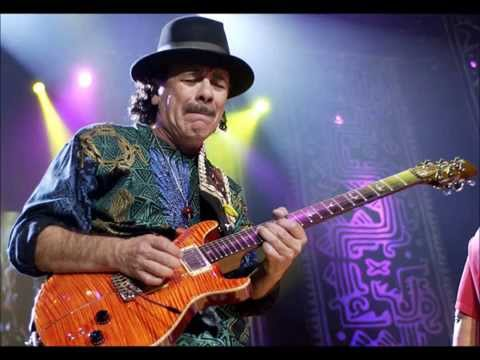 """Spread Your Wings"" by Santana (Featuring Tony Lindsay on vocals)"