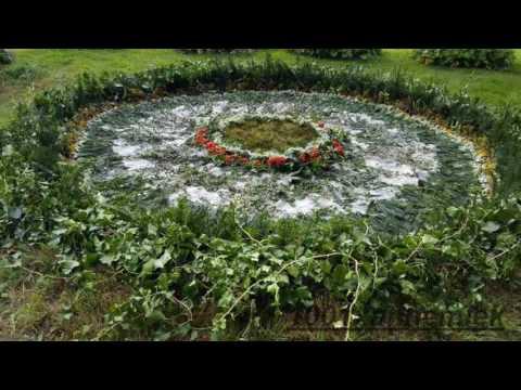 Natuur mandala~Natural mandala
