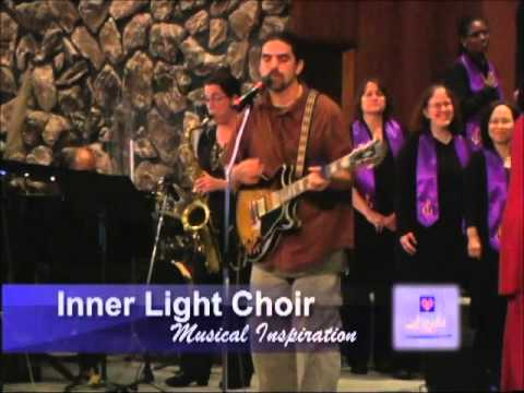 """Do you hear the call"" Jahred Namaste and the Inner Light Choir"