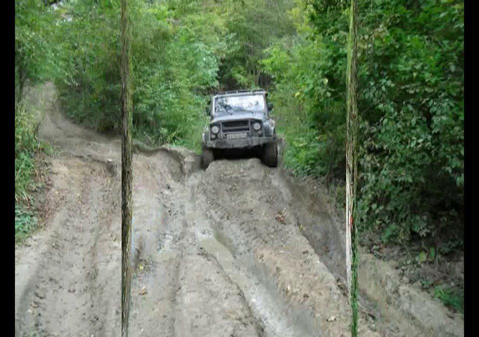 Jeeptrack to dolmens: Russia off-road!