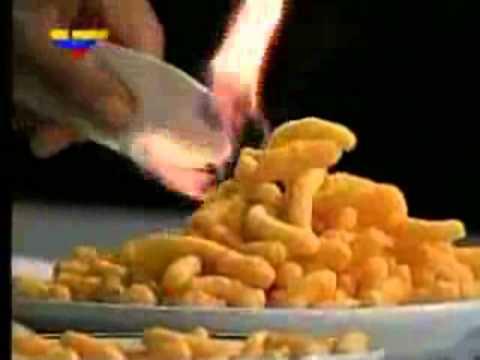Increíble verdad sobre Cheetos ¿Que estamos comiendo?