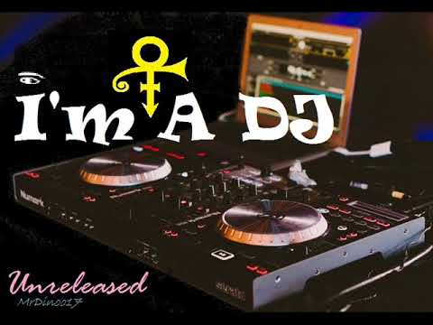Prince - I'm A DJ (Unreleased)