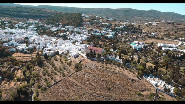 Paros From Above