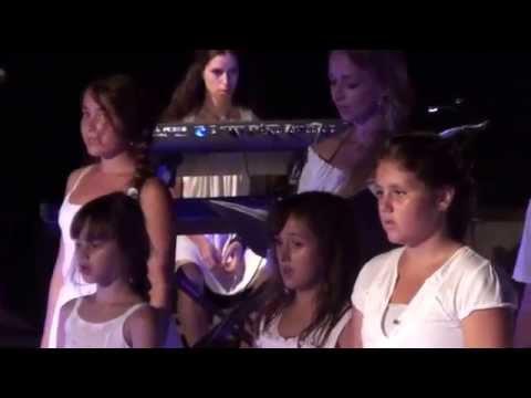 Χορωδία  Μαρουλίας  Κοντού ΠΑΡΟΣ 31-7-15