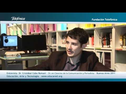 Aprendizaje Invisible. Entrevista Dr. Cristobal Cobo Romani