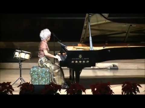 Liquid Blue Dream Jazz Piano Concert / Keiko Borjeson - Lyrics Pierre-Yves Cousteau