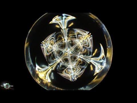 Cimatica/Cymatics - Experiment 19 (432 Hz)