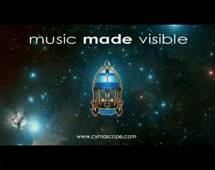 Cymatics: Sound of a Star