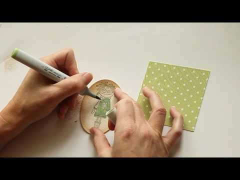 Fabric on Cards