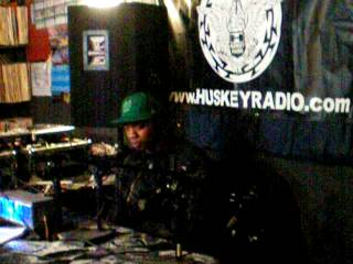 MISTER CR on huskey radio