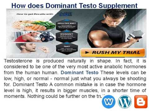 Dominant Testo @@ http://www.mysupplementsera.com/dominant-testo-reviews/
