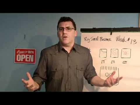 Track the weather, Big small business tip for Week 13 Ivan Zoot