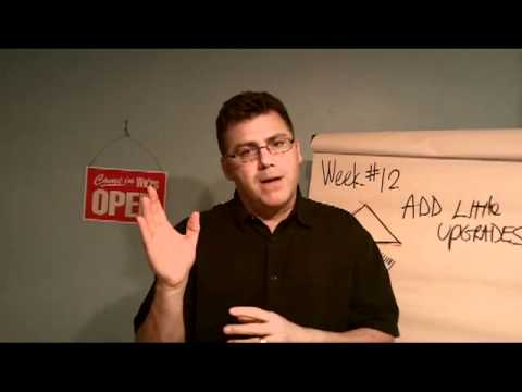 Add little upgrades Ivan Zoot, Big Small Business, Build your business