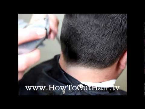 How To Cut A Graduated Taper