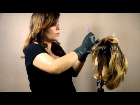 Simple Steps To A Dark Chocolate Ombre Haircolor