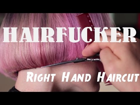 Right Hand Haircut by Hairfucker.
