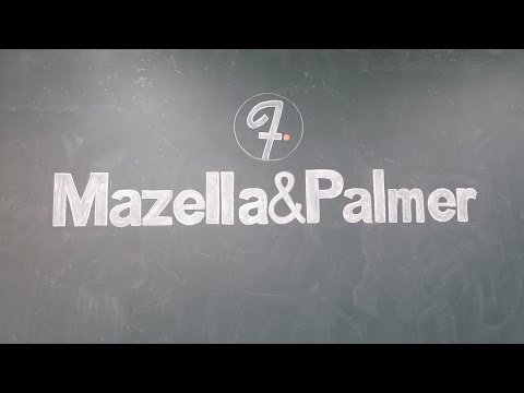 "Mazella&Palmer ""NOT JUST HOW TO CUT HAIR BUT WHY""  @ FEDERICO advanced"