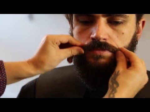 How to Cut and Style Beards