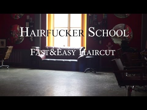 Hairfucker School teaser.