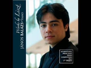 Janos Balazs plays F.Liszt:Hungarian Rhapsody no.10