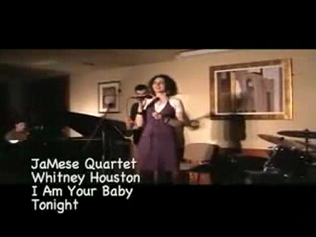 JaMese Quartet - I_m Your Baby Tonight